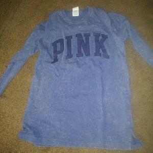 Other - Pink shirts , pink leggings , mk wristlet